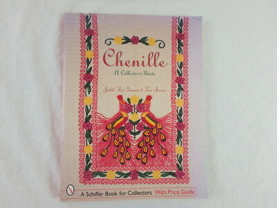 Chenille Collectors Guide Greason Skinner 2002 Signed by author