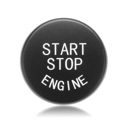 Start Stop Engine Button Switch Cover For BMW 5' 6' 7' F01 F02 F10 F11 F12 09-13