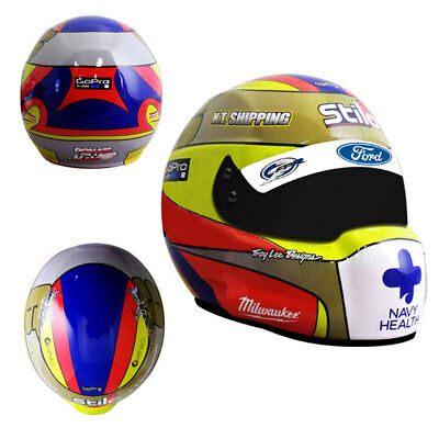 Chaz Mostert Fpr Limited Edition 1:2 Scale Mini Helmet Mh201416 Supercars