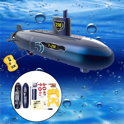 RC Mini Submarine 6 Channels Remote Control Under Water Ship Model Kids Toy US