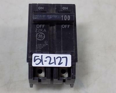 Ge 100Amp 2 Pole 22Ka Circuit Breaker