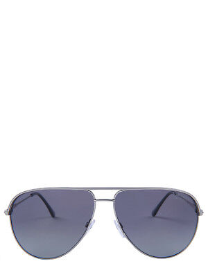7da76b6c8db3 TOM FORD Aviator Sunglasses 100% UV Polarized Lenses Made in Italy ERIN RRP  €345