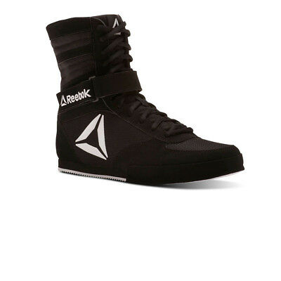 Reebok Mens Boxing Boot Black Sports Breathable