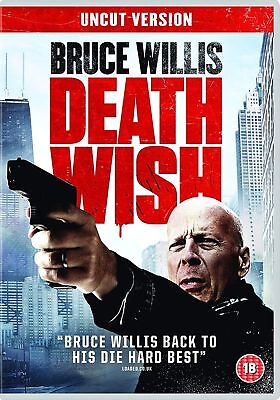 Death Wish (2018) [DVD]