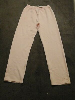 American Apparel Lightweight French Terry Sweatpant Washed pink medium