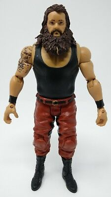WWE - BRAUN STROWMAN Monster Among Men Series 64 Wrestling Figure 1st In Line B1