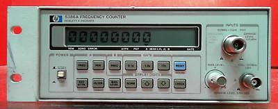 HP - Agilent - Keysight 5386A-004 3 GHz Frequency Counter