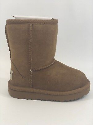 afb7d93ec2e NEW TODDLER INFANTS Ugg Boot Bailey Button Ii Chestnut Water ...