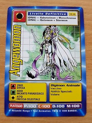 Digimon Card ANGEWOMON CE-16 - ITALIANO