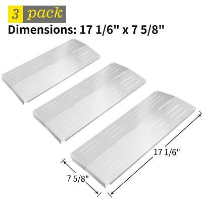 Grand Hall Charbroil Heat Tent Replacement For Gas Grill Stainless Steel 3 Pack  sc 1 st  PicClick & GRAND HALL CHARBROIL Heat Tent Replacement For Gas Grill Stainless ...