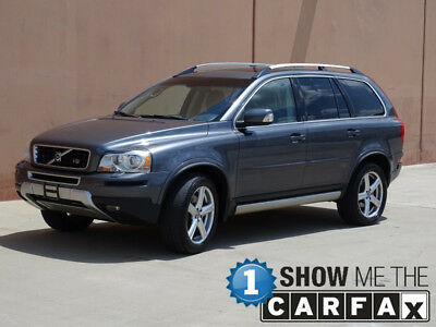 2007 Volvo XC90 SPORT 2007 VOLVO XC90 V8 SPORT AWD! ACCIDENT FREE! 2 OWNERS! CARFAX CERTIFIED!