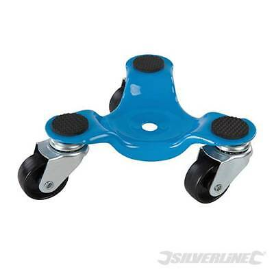 Silverline -633981 3 roues mobile Chariot 60kg