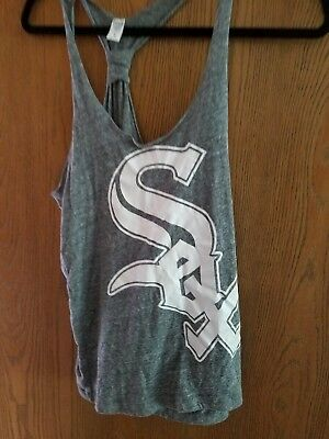 Victoria's Secret Pink Chicago White Sox Tank Top Size Small Free Shipping