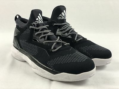 2652aebd45eec NEW ADIDAS SM D Lillard 2 - Black Basketball Shoes (Men s 16 ...