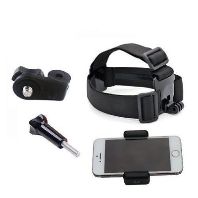 buy popular 47752 12667 CELLPHONE SELFIE CHEST Mount Chest Harness Strap with Cell Phone ...