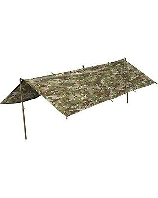 BTP Basher Basha Bivvi Military Army SAS Shelter Cover Sheet Tarp Waterproof