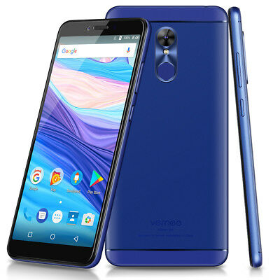 Vernee M6 5.7inch18:9 Octa-core 4G LTE smartphone 4+64GB 3000mAh Android 7.0 FR