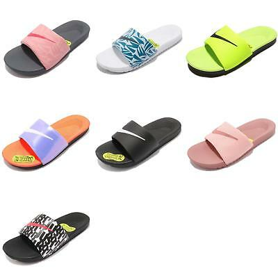 0c2a842076613 Nike Kawa Slide GS PS Kids Youth Junior Women Sandal Slippers Pick 1