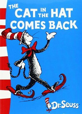 The Cat in the Hat Comes Back: Green Back Book (Dr Seuss - Green Back Book) By