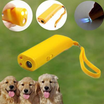 Pet Dog Ultrasonic Anti-Barking Puppy Repeller Control Device Stop Bark Trainer