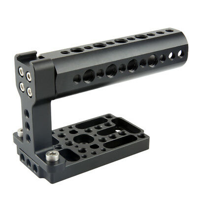 NICEYRIG Top Handle Kit w/ Cheese Easy Plate for BMD Blackmagic Design URSA Mini