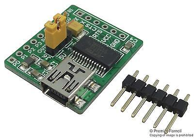 MCU / MPU / DSC / DSP / FPGA Entwicklung Kits - add-on-board USB-UART 6x1 W /