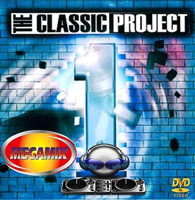 Dj Video Mix - THE ULTIMATE RETRO PARTY - 140 Hits/Classic Project 1/70s 80s 90s