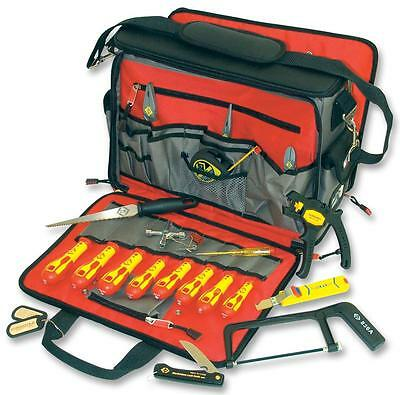 Assortments & Kits - Tool kits - CUSTODIA ELECTRICIANS WITH 19 TOOLS EU