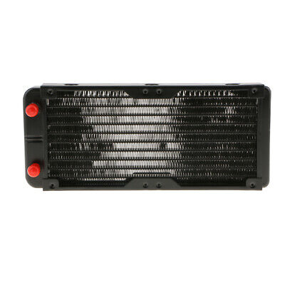 240mm 10 Tubes Computer Radiator Water-Cooling Cooler for LED/CPU HeatSink