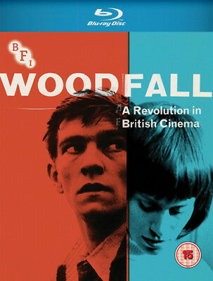 Woodfall: A Revolution in British Cinema DVD (2018) Richard Burton ***NEW***