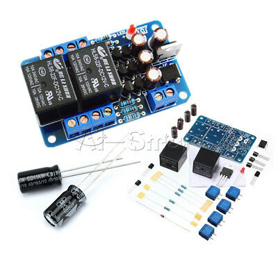 Speaker Protection Board Audio Amplifier Boot Delay Protect Component DIY Kit