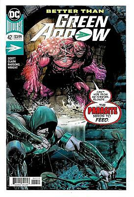 Green Arrow #42 Rebirth Main Cvr (DC, 2018) NM