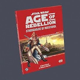 Star Wars Age of Rebellion Strongholds of Resistance