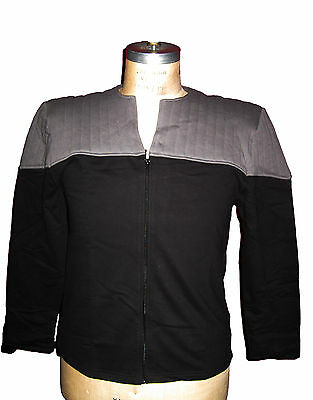 Uniform STAR TREK - Movie DS9 - BW - Jacke - M super deluxe neu