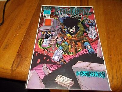 Evil Ernie Lot Chaos Nm #1 Resurrection,wizard 1/2,straight To Hell #1 Chromium