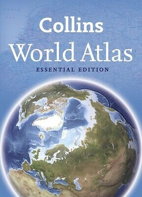 Collins world atlas by Collins Maps (Paperback / softback)