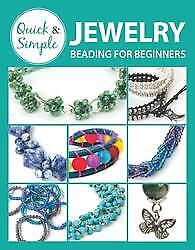 Jewelry Beading For Beginners - Leisure Arts