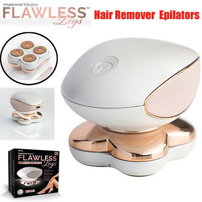 2018 New Electric Tool Finishing Touch Flawless Women's Legs Wet Dry Hair Remove