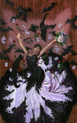 Batman #50 (2018) Joe Jusko Virgin Variant Cover [NM] Batman Catwoman Wedding!