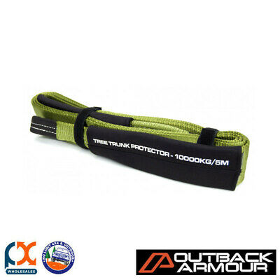Outback Armour Recovery 10T/5M Tree Trunk Protector