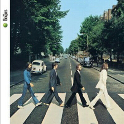 The Beatles : Abbey Road CD Remastered Album (2019) ***NEW***