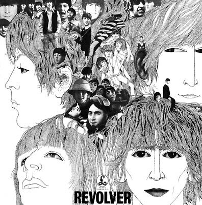 The Beatles : Revolver CD Remastered Album (2009) ***NEW*** Fast and FREE P & P
