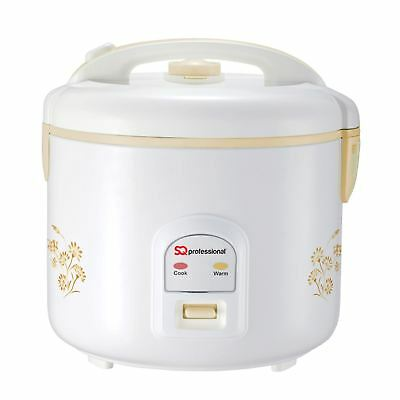 1.8L Electric Rice Cooker Steamer Pot Non Stick Automatic Warmer Warm Cook 900W