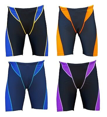 ACCLAIM Nanjing Mens Compression Swimming Jammer Swimmers Nylon Lycra Shorts