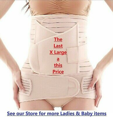 Postpartum Support Recovery 3 in 1 Belt, - UK Seller