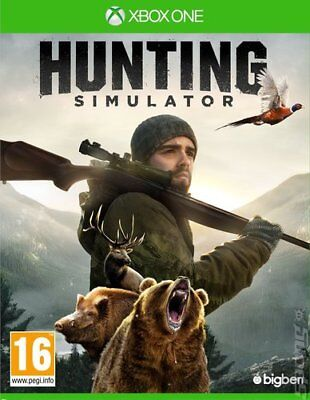 Hunting Simulator (Xbox One) VideoGames ***NEW***
