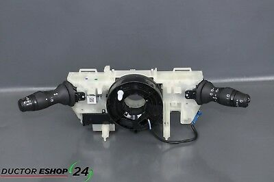 2014 RENAULT ZOE / ELECTRIC / steering stalk s air bag ring 255673247R -- A