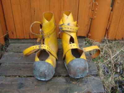 Soviet Russian navy Diver's Boots