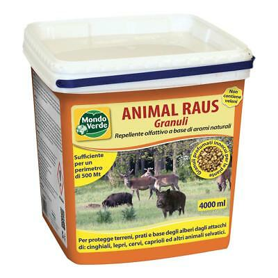 Animal Raus Granuli 4000Ml
