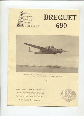 N°5016 / OFEMA : catalogue BREGUET 690